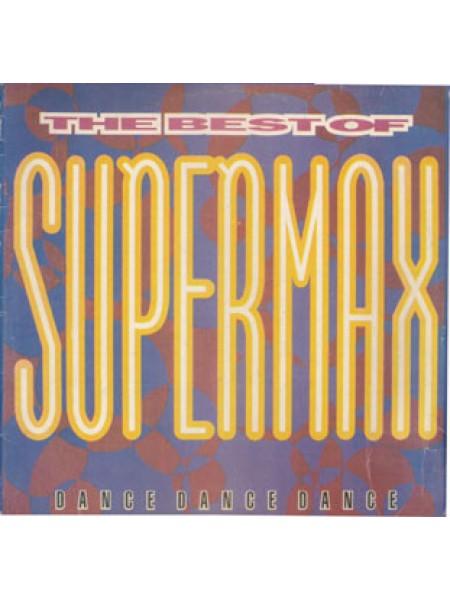 22583Supermax – The Best Of Supermax (Dance Dance Dance),1994Beloton – RGM 7118,NM/NM,Belarus