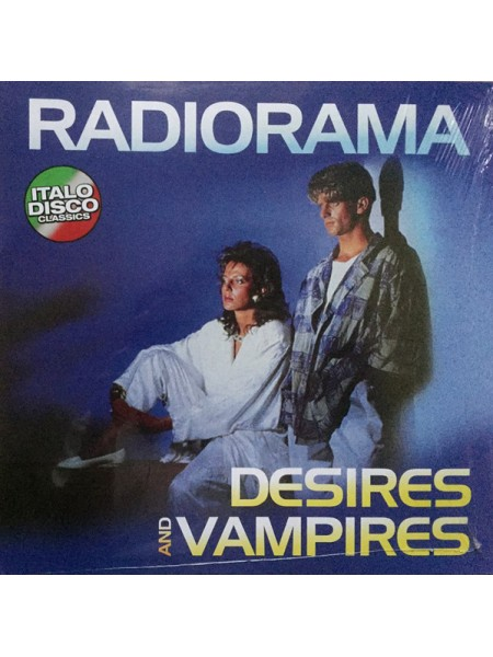 160202Radiorama – Desires And Vampires2014ZYX Music – ZYX 20920-1S/SGermany