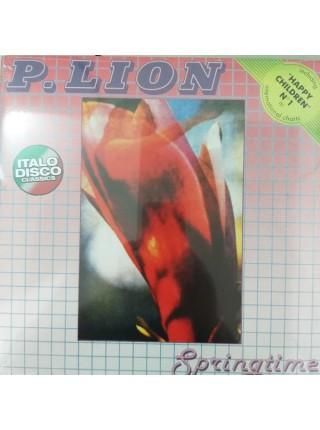 160203P. Lion – Springtime2015ZYX Music – ZYX 20917-1S/SGermany