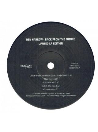 160210Den Harrow – Back From The Future2019Hargent Media – HGEU723LPM/EXEurope