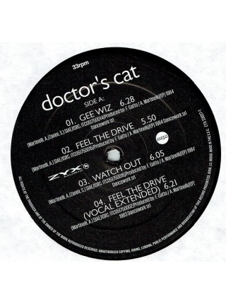 160216Doctor's Cat – Gee Wiz (Deluxe Edition)2018ZYX Music – ZYX 23027-1S/SGermany