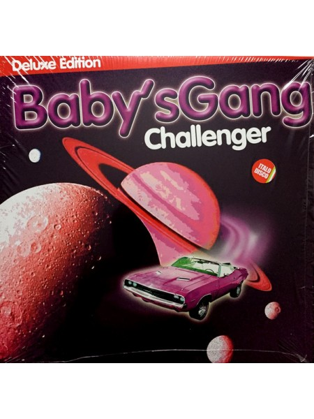 160220Baby's Gang – Challenger (Deluxe Edition)2016ZYX Music – ZYX 23017-1S/SGermany