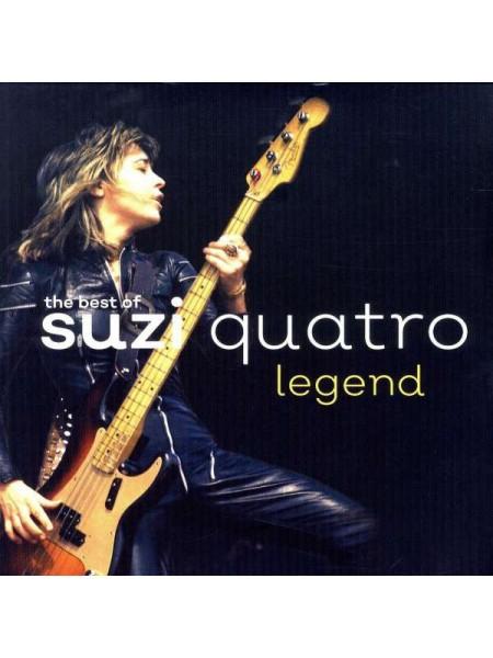 160221Suzi Quatro – Legend - The Best Of2017Chrysalis – CRV1050S/SEurope