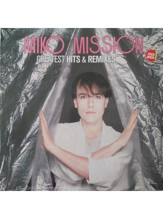 160224Miko Mission – Greatest Hits & Remixes2019ZYX Music – ZYX 23029-1S/SGermany