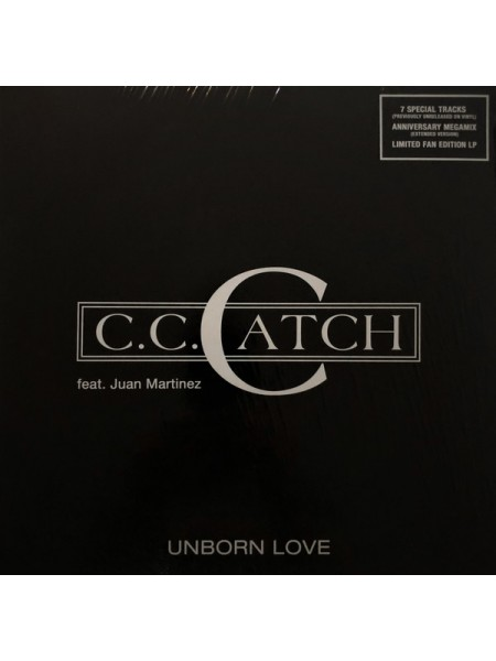 160227C.C. Catch feat. Juan Martinez  – Unborn Love2019Lastafroz Production – DCART005S/SEurope