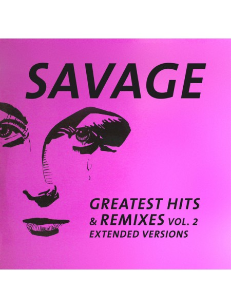 160230Savage – Greatest Hits & Remixes Vol. 22021ZYX Music – ZYX 23039-1S/SGermany