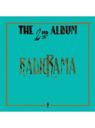 160231Radiorama – The 2nd Album2021ZYX Music – ZYX 23036-1S/SGermany