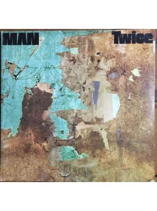 400509Man – Twice 2 LP,1972/1972,Pye Records – 86 050 XBT,Germany,EX/EX
