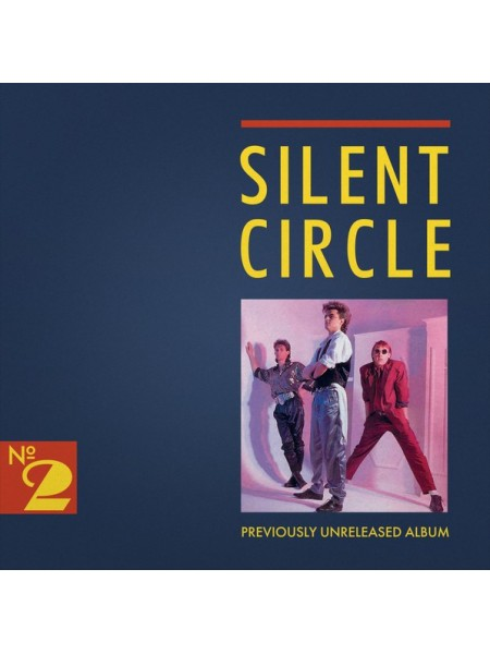 170088Silent Circle – № 22018111 Records (2) – 111-035LPS/SEurope
