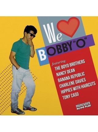 """170094Various – We Love Bobby """"O""""2019Klaus Steiner Studio – 111-038LPS/SEurope"""