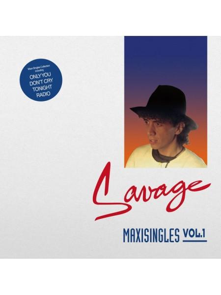 170092Savage – Maxisingles Vol.12020111 Records (2) – 111-049LPS/SEurope