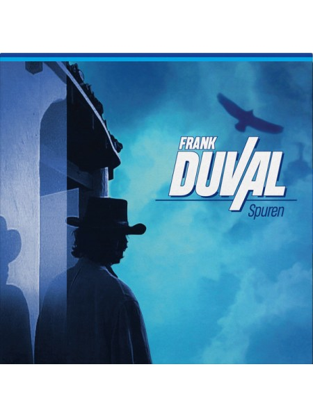 170101Frank Duval – Spuren2018111 Records (2) – 11-023LPS/SEurope