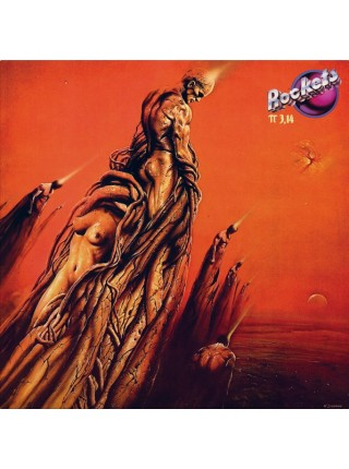 170100Rockets – π 3,142018111 Records (2) – 111-031LPS/SEurope