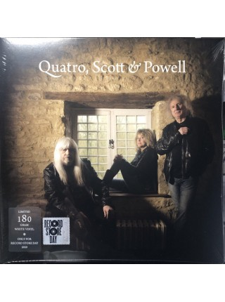 160153Quatro, Scott & Powell – Quatro, Scott & Powell2020Warner Music Russia – 9029531894S/SEurope
