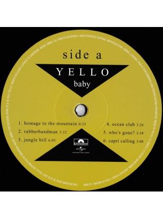 160160Yello – Baby2021Universal Music Group – 0602435719429S/SEurope