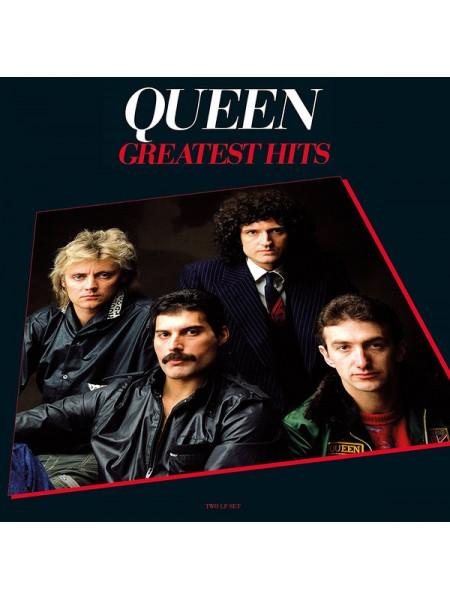 160157 Queen – Greatest Hits2016 Virgin EMI Records – 0602557048414S/SEurope