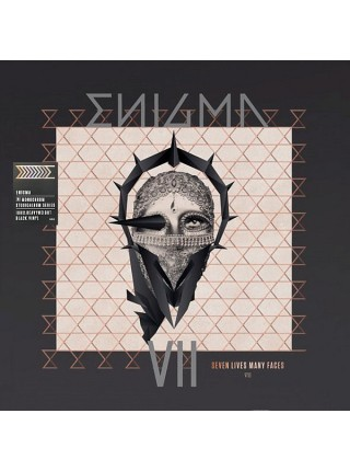 160116Enigma – Seven Lives Many Faces2021Universal Music Group – 3576477S/SEurope