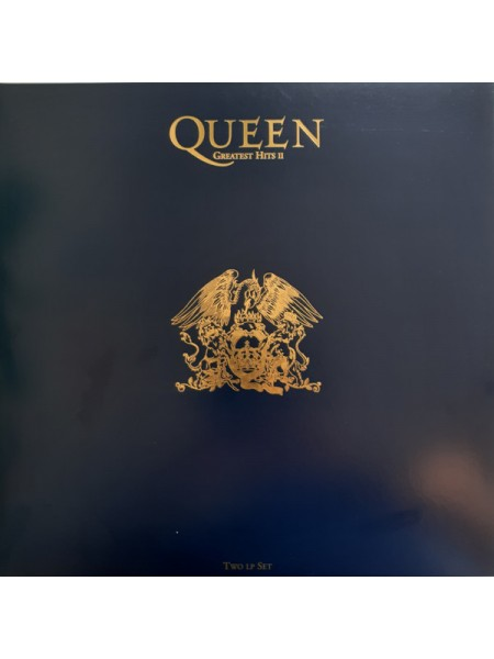 160155Queen – Greatest Hits II2020Virgin EMI Records – 0602557048445S/SEurope