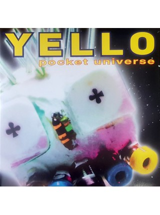 160163Yello – Pocket Universe2021Polydor – 0602435907857S/SEurope
