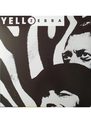 160165Yello – Zebra2021Universal Music Group – 0602435719443S/SEurope