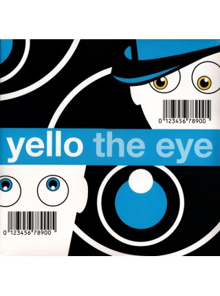 160164Yello – The Eye2021Universal – 7640161960237S/SEurope