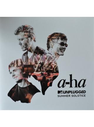 160083a-ha – MTV Unplugged (Summer Solstice)  3LP2017 Universal Music Group – 00602557929553S/SEurope