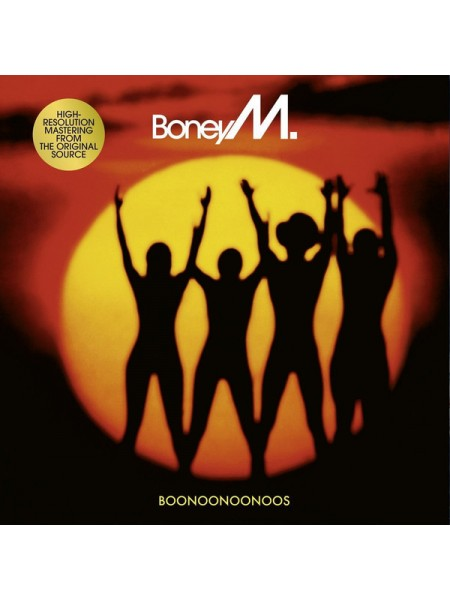 160076Boney M. – Boonoonoonoos1981/2017Sony Music – 8985409221S/SEurope