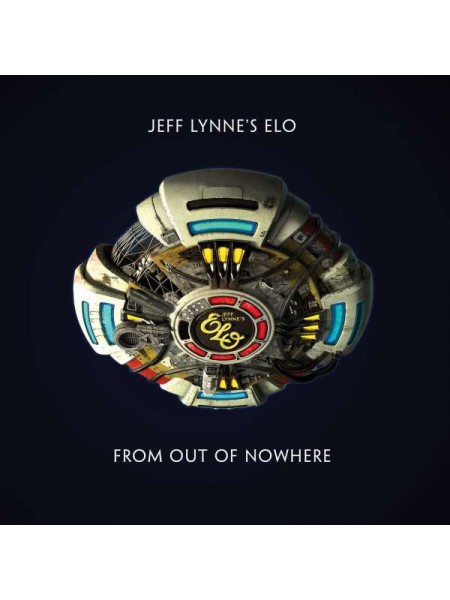 160080Jeff Lynne's ELO – From Out Of Nowhere2019Sony Music – 19075987121S/SEurope