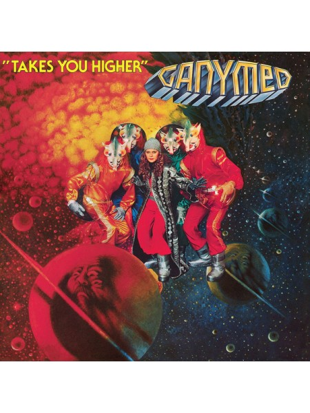 160198Ganymed – Takes You Higher2018Time Capsule Records – CAPSULE1S/SEurope