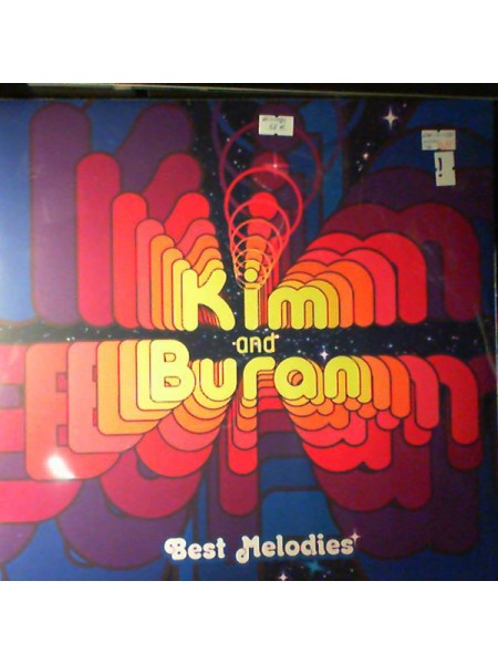 700390Kim & Buran – Best Melodies2021Soyuz Music – SZLP 0546-21S/SRussia