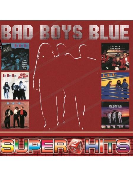 70009Bad Boys Blue – Super Hits 22018Nikitin Music Group – NMG-16S/SRussia