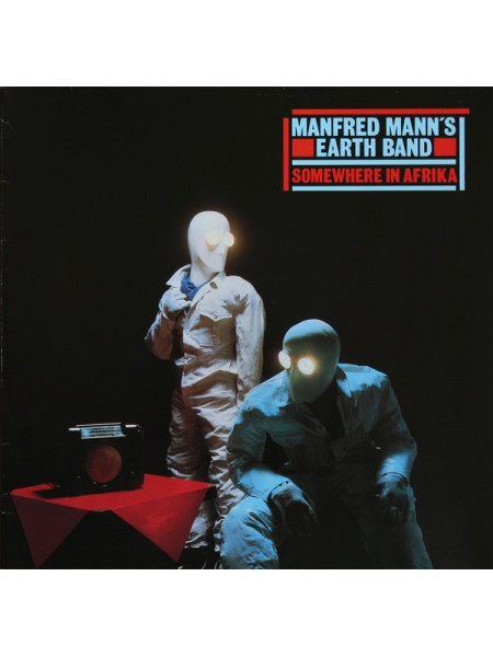 500395	-  Manfred Mann's Earth Band....Prog Rock..M	-   Somewhere In Afrika,		1982	/   1982,	Bronze	-   205 077,	Germany,	NM	/  EX