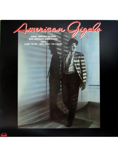 500100Various, Giorgio Moroder – American Gigolo (Original Soundtrack Recording)1980Polydor – PD-1-6259EX/VG+Canada