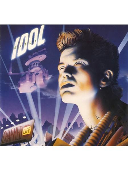 500099Billy Idol – Charmed Life1990Chrysalis – 210 644EX/EXEurope