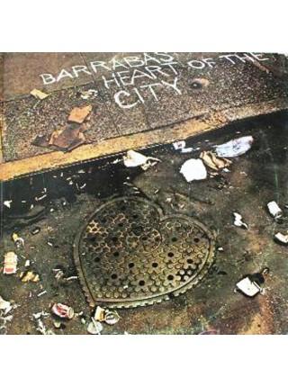 500113Barrabas – Heart Of The City1975ATCO Records – SD 36-118EX/EXUSA