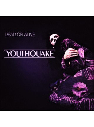 500102Dead Or Alive – Youthquake1985Epic – EPC 26420EX/EXEurope