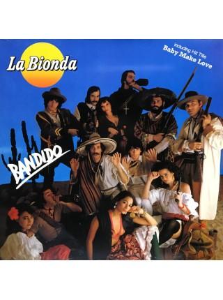500103La Bionda – Bandido1979Ariola – 38 365 3EX/EXGermany