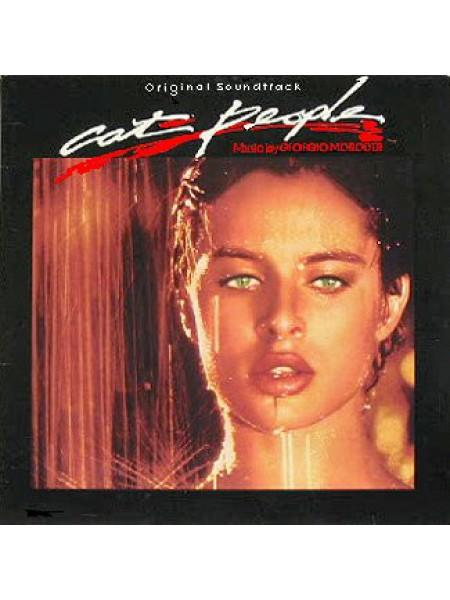 500101Giorgio Moroder – Cat People (Original Soundtrack)1982MCA Records – 204 634EX/EXEurope