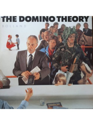 500108Bolland – The Domino Theory1982CBS – CBS 85742EX/EXNetherlands