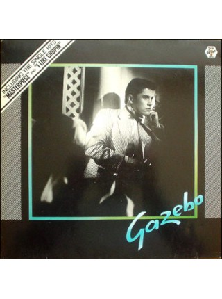 500106Gazebo – Gazebo1983Baby Records (2) – 1C 064 1651931, EMI Electrola – 1C 064 1651931EX/EXGermany