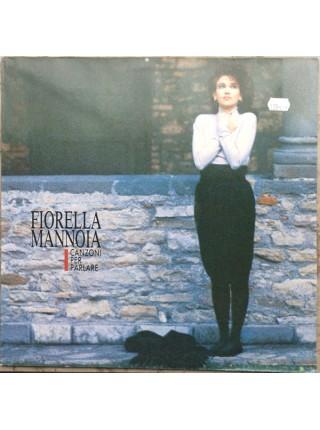 500110Fiorella Mannoia – Canzoni Per Parlare1988DDD – 209 106EX/EXEurope