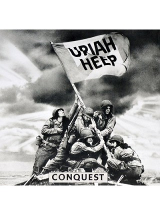 160133Uriah Heep – Conquest2015Bronze – BMGRM101LPNM/NMEurope