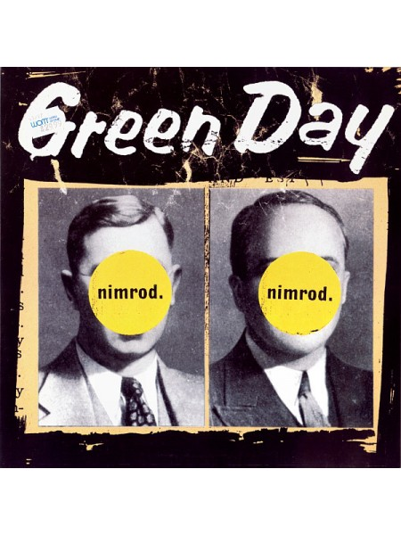 600001	Green Day	Nimrod.		1997/1997	-	Reprise Records  -	9362-46794-1	Germany	 NM/NM