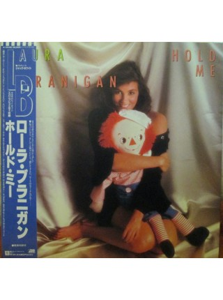 500005Laura Branigan – Hold Me (no OBI)1985Atlantic – P-13148NM/NMJapan