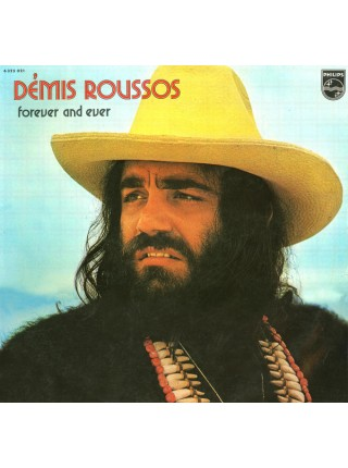 500007Démis Roussos – Forever And Ever1973Philips – 6325 021EX/EXFrance