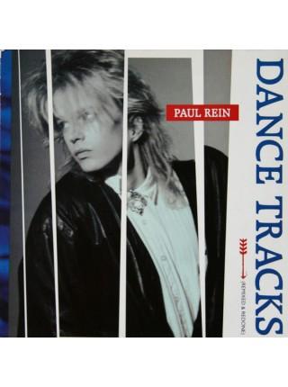500089Paul Rein – Dance Tracks1987Alpha Records – ONE MLP 001EX/EXSweden