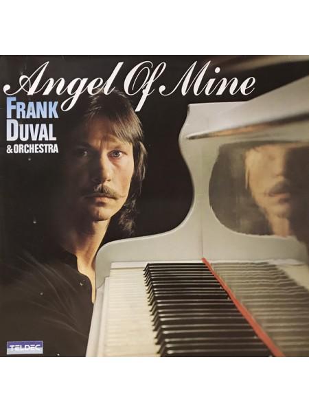 500070Frank Duval & Orchestra – Angel Of Mine1981TELDEC – 6.24580 BLEX/EXGermany