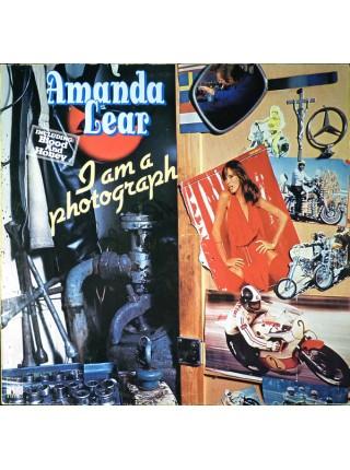 500081Amanda Lear – I Am A Photograph1977Ariola – 28 866 OTEX/EXGermany