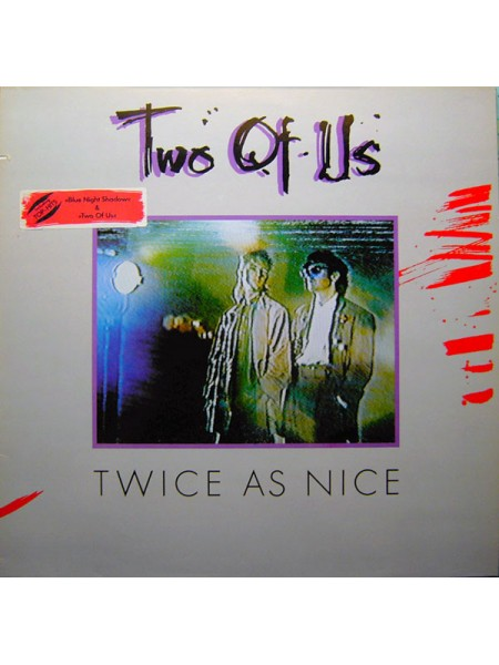 500065Two Of Us – Twice As Nice1985Blow Up – INT 145.514EX/EXGermany