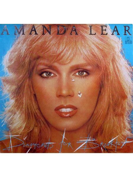 500082Amanda Lear – Diamonds For Breakfast1980Ariola – 201 265EX/EXGermany